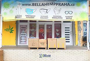 Bella Hemp - Sản phẩm chống Covid