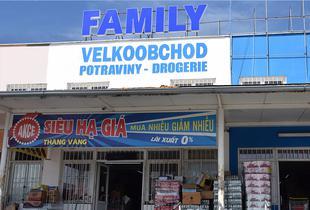 Family - Potraviny, drogerie