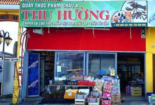 Thu Hường Châu Á - Bán buôn
