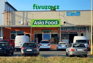 Fivuza Châu Á - Bán Lẻ