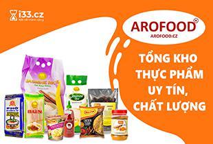 Arofood - Potraviny - Châu Á