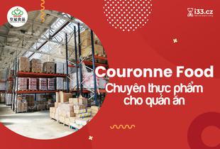 Couronne Food - Thực phẩm quán ăn