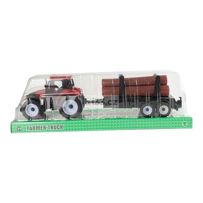 Xe tải nông trại vận chuyển gỗ farmer struck 3+