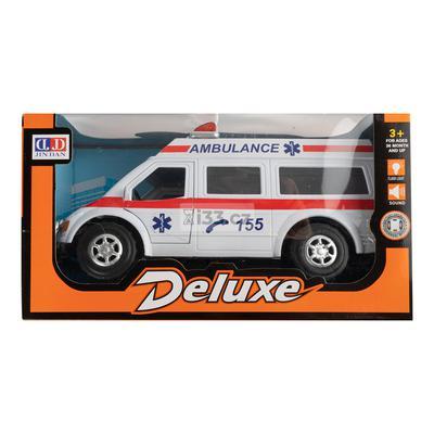 Jin Dan xe cấp cứu Deluxe 3+