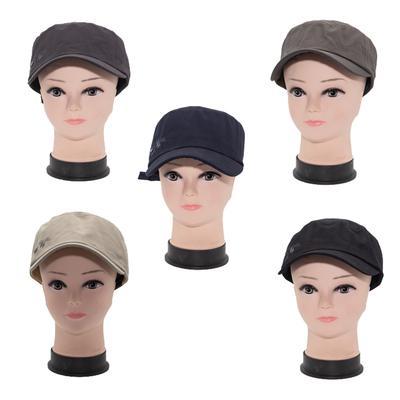 Mũ nam đầu bằng vải cotton