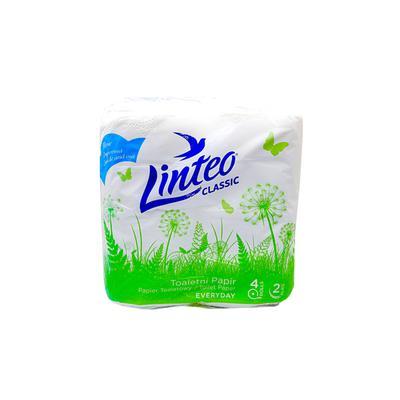 LINTEO Classic Toaletní papír 4pcs