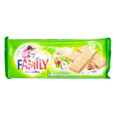 Bánh xốp Family mini waffles vị hạt rẻ 175x24