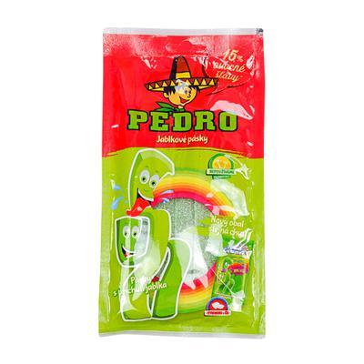 PEDRO Jablkové pásky - 85g