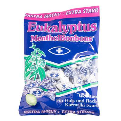 Eukalyptus menthol bonbons 150g