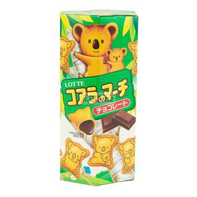 Lotte bánh gấu Koala's March chocolate 37g