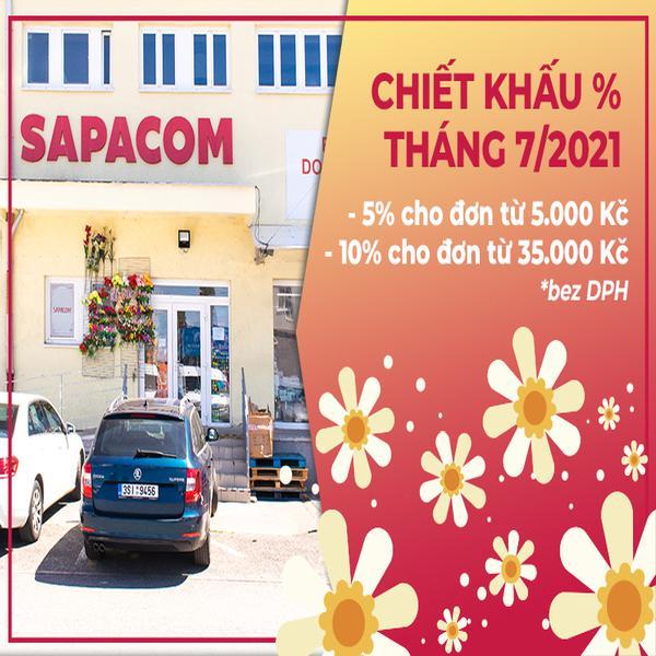 Sapacom - Hàng vặt
